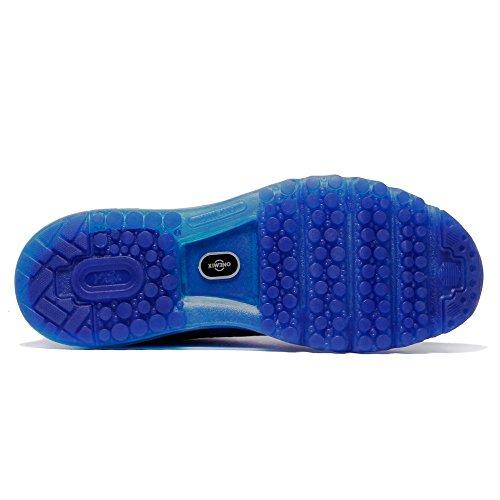 Running Onemix Mujer Azul Luna Unisex Atlético Deportes Respirable Adulto Air Hombre Zapatillas de 66vwrqg