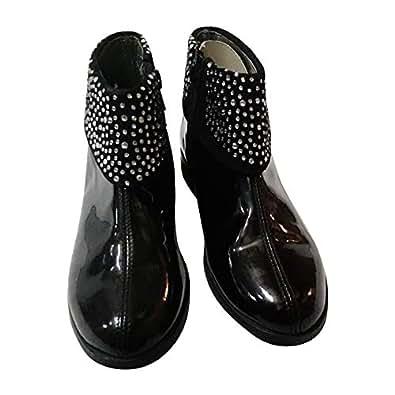 Bimbi Shoe For Girls (Size 32) [Black]
