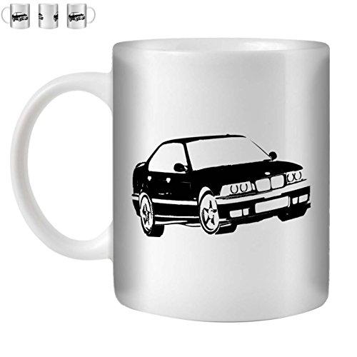 g/Cup 350ml/Black/BMW M3 E36/White Ceramic/ST10 (E36 Cup)