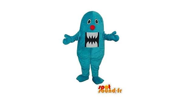 Mar Disfraz pescado - Mascot SpotSound Amazon pescado ...
