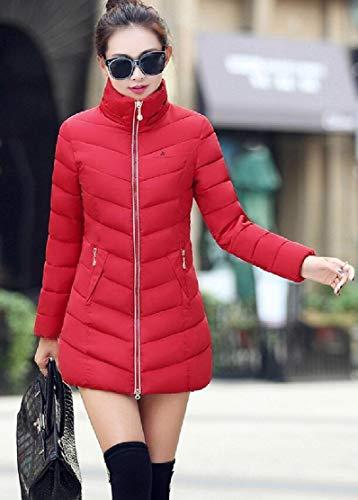 Donne Caldi Eku Incappucciati Con Parka 1 Giacche Cappotti Outwear dtqq4rwU