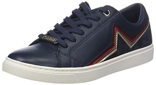 Femme Midnight Tommy Sneakers Essential Bleu Star Basses 403 Sneaker Hilfiger W8wFYwq1