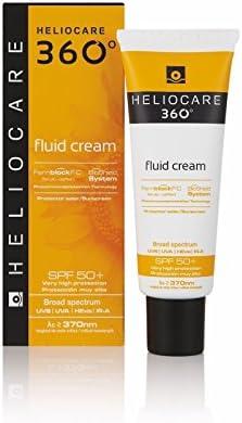 Heliocare 360 Fluid Cream SPF50 Skin Healthcare