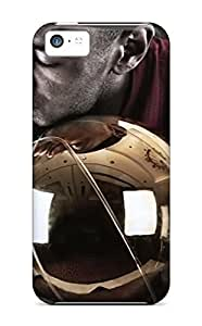 LJF phone case Mialisabblake RgxQYfv5176wctQO Case Cover Skin For iphone 4/4s (lebron James With Nba Trophy)