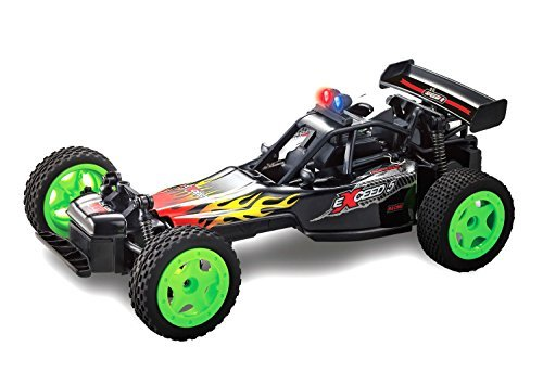Remote Control Racing Car, Crazy Speed, Aggressive Drifting/Stunts, Powerful Battery, 4 Wheel Shocks (Drifting Remote Control Cars compare prices)