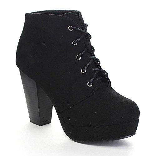 Women's Lace Up Heels: Amazon.com