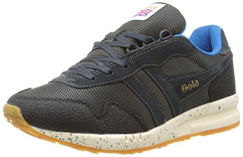 Gola Heren Katana Ranger Fashion Sneaker Grijs / Zwart / Blauw