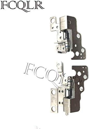 FCQLR Hinges for HP Envy 15-AH 15-AH000 15-AH100 15-AH150NA Laptop LCD Hinges AM1DO000400 AM1DO000500