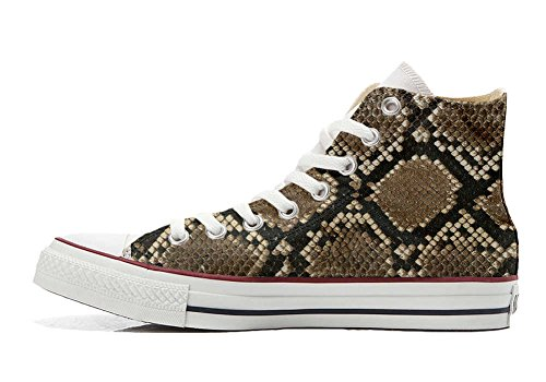Producto Unisex Converse personalizados zapatos Star pitonate All HANDMADE wpCXZqUx