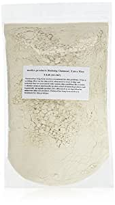mollys products Bathing Oatmeal, Extra Fine, 1-Pound