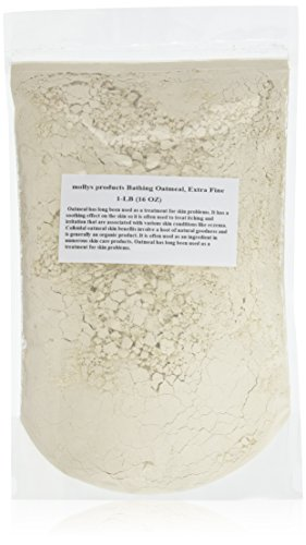 mollys products Bathing Oatmeal Extra