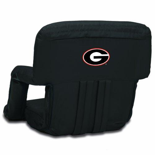 Georgia Bulldogs Ventura Portable Reclining