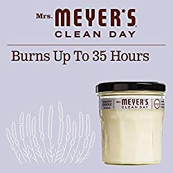 Mrs. Meyer's Clean Day Scented Soy Candle, Laven