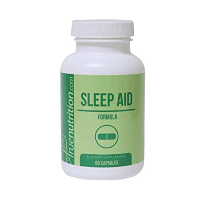 True Nutrition Sleep Aid 600mg Capsules (60 Capsules)