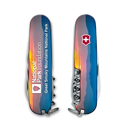Victorinox Swiss Army Camper Knife