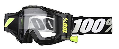 Masque Vtt 100% Accuri Forecast Tornado - Ecran Clair Tornado, Clear Lens