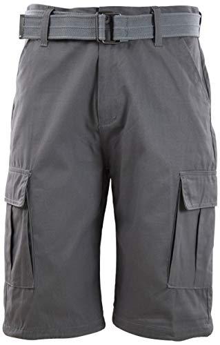 ChoiceApparel Mens Cargo Shorts (Many Pockets)