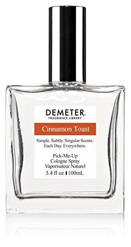 Demeter Cologne Spray, Cinnamon Toast, 3.4 oz.