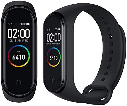 Xiaomi Smart Band 4, Adultos Unisex, Negro, Talla única: Amazon.es ...