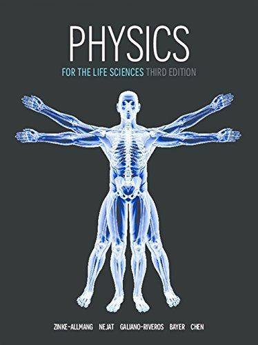 Physics for the Life Sciences (Physics For Life Sciences Martin Zinke Allmang)