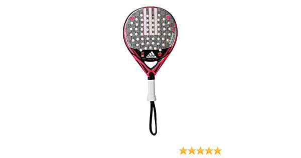 Adidas Adipower Junior Girl 1.9 - Pala de Pádel, Rosa, 360: Amazon ...