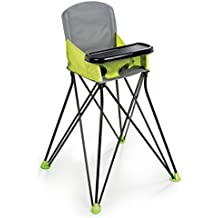 Summer Infant Pop and Sit Portable Highchair, Green