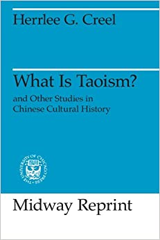 Book What Is Taoism?: and Other Studies in Chinese Cultural History