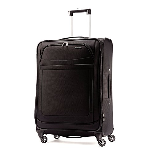 American Tourister Ilite Max Softside Spinner 25, Black