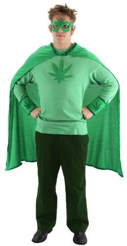 elope Weed Man Costume Kit