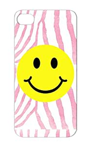 Smiley Black Icons Symbols Shapes Smiley For Iphone 5/5s Cover Case