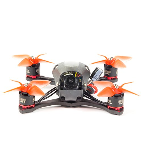 EMAX BabyHawk Race - R - BNF 2 Inch Edition FRSKY FPV Quadcopter Racing Drone Mini Magnum Tower RS1106 6000KV (Best 450 Race Quad)