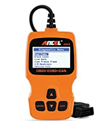 The ANCEL AD310 Scanner works on MOST 1996 US-Based, 2000 EU-Based and Asian cars, and newer OBD II & CAN domestic or import vehicles MUST BE OBDII COMPLIANT ). Many scan tools claim to work on all vehicles but have problem with some prot...