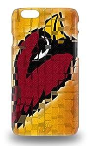 Iphone 3D PC Soft Case Tpu 3D PC Soft Case Protective For Iphone 6 NFL Arizona Cardinals Logo ( Custom Picture iPhone 6, iPhone 6 PLUS, iPhone 5, iPhone 5S, iPhone 5C, iPhone 4, iPhone 4S,Galaxy S6,Galaxy S5,Galaxy S4,Galaxy S3,Note 3,iPad Mini-Mini 2,iPad Air )