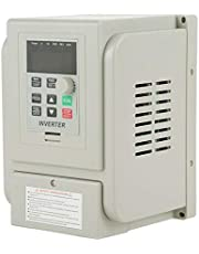 Wobekuy 2.2KW 3HP 220V Variable Frequency Drive Inverter CNC VFD VSD Single to 3 Phase
