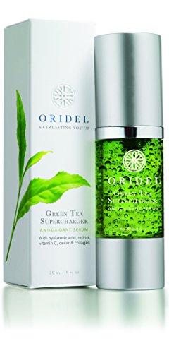 Oridel Green Tea Supercharger Antioxidant Serum (Green Tea Face Antioxidant)