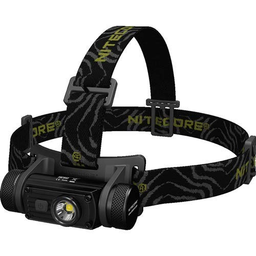 Nitecore (Sysmax Industrial HC60 Rechargeable Headlamp with