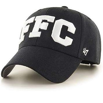 65d491c8deab0 Fulham FC Casquette de Baseball FFC - Authentic EPL 47 Brand  Amazon ...