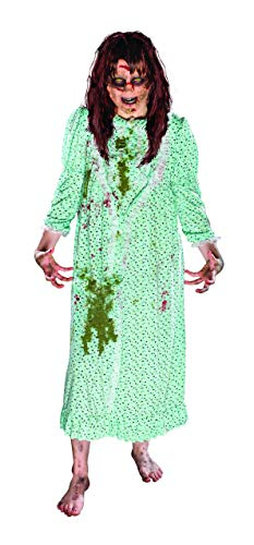 Morbid Enterprises The Exorcist Regan Costume, Green, One Size]()