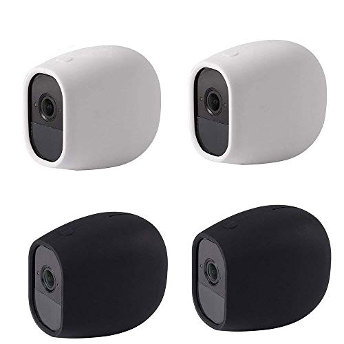 Cheap Arlo Pro Arlo Pro 2 Smart Security Case by HOLACA, 4pcs Protective Silicone Case Set for Arlo Pro Arlo Pro 2 Smart Wire-Free Cameras