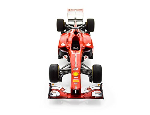 Hot Wheels 1/18 Elite F1 Racing F2013 Driven by W CH F. Alonso RD
