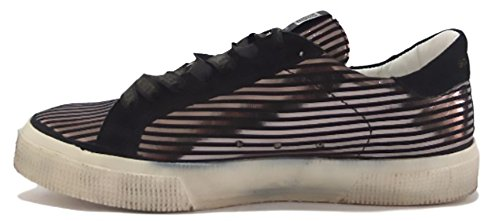 Golden Goose Women's Trainers Silver and Black oKQMMGq36