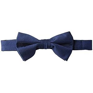 Amazon Brand – BUTTONED DOWN Men's Classic Silk Pre-Tied Bow Tie