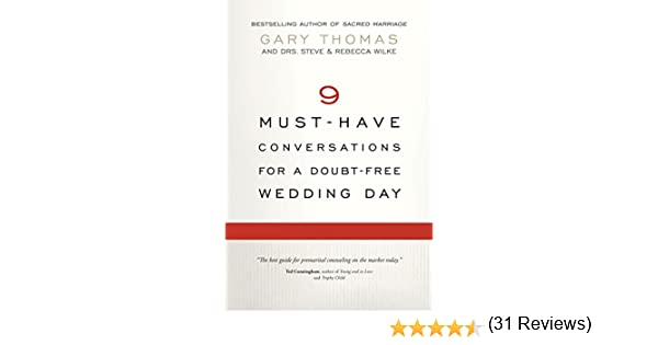 9 Must-Have Conversations for a Doubt-Free Wedding Day - Kindle ...