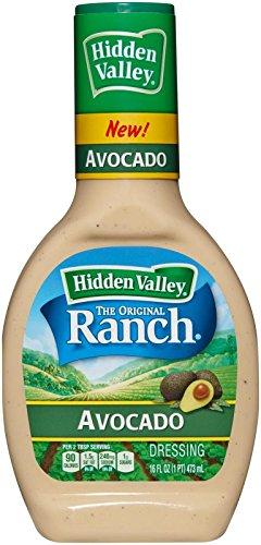 Price comparison product image Hidden Valley Original Ranch Flavors Dressing - Avocado - 16 oz