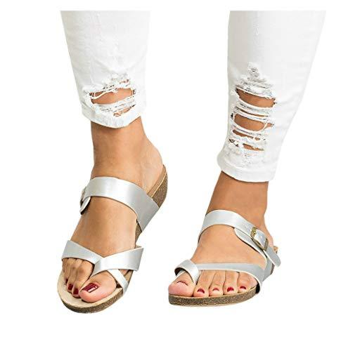 Women's Mayari Adjustable Toe Loop Cork Footbed Sandal