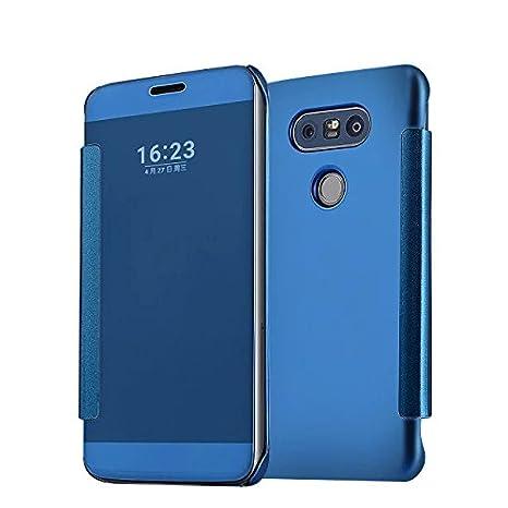 LG G5 Funda Case TOTOOSE, Elegante Flip Transparente Carcasa ...