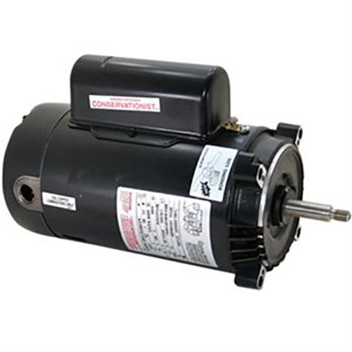 Century Electric  2 1/2-Horsepower Up-Rated Round Flange Replacement Motor (Formerly ) - A.O. Smith UST1252