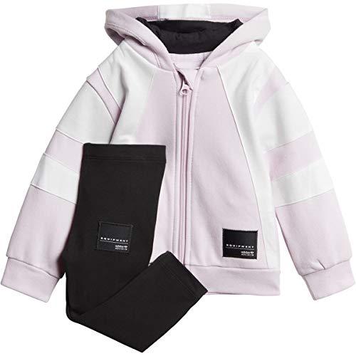 Adidas Baby's Orginals Eqt Set Ce4326 Hoodie Pinkwhite Aero dBoQCrWex
