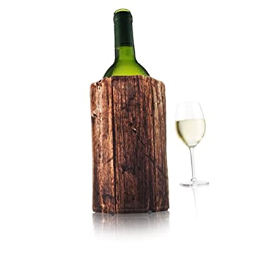 Vacu Vin Active Cooler Wine, Wood