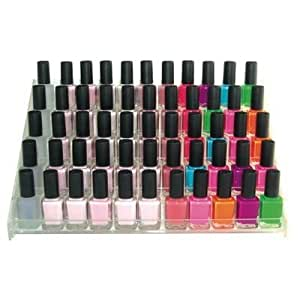 Amazon.com: Professional Nail Polish Display Rack: Health ...